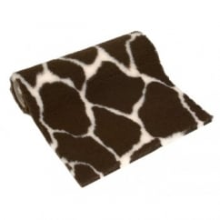 Vetbed Non-Slip Contemporary Living Pet Bed Giraffe Print