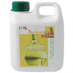 Poultry Life-Guard Omega Oil 1Ltr