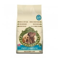Harringtons Puppy Complete Turkey & Rice 2Kg