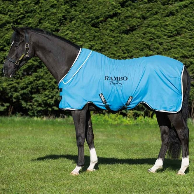 Rambo Dry Rug Supreme Blue/Black