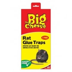 Rat Glue Trap Twin Pack