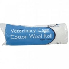 Veterinary Care Cotton Wool Roll 350g