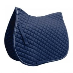 Grand Prix High Wither All Purpose Pad Navy