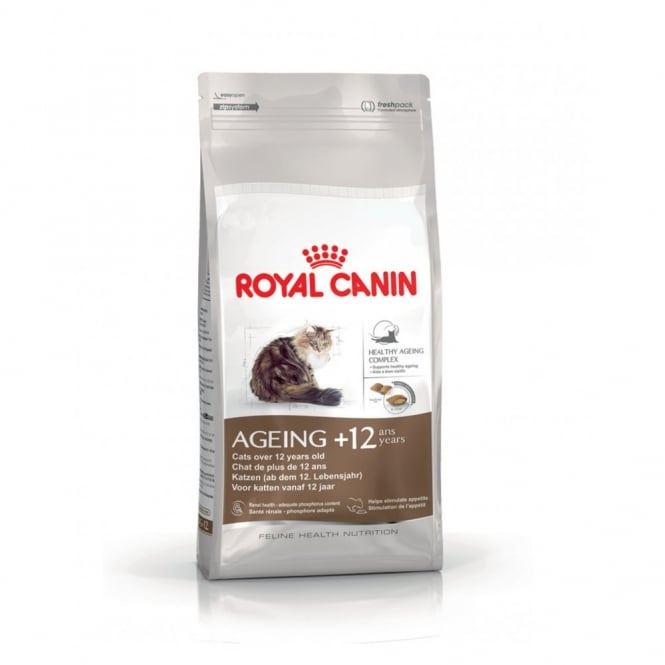 Royal Canin Ageing Cat (12+ years) - Complete Cat Food