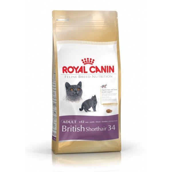 royal canin british shorthair 34 complete cat food at. Black Bedroom Furniture Sets. Home Design Ideas