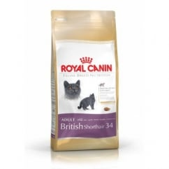 British Shorthair 34 - Complete Adult Cat Food