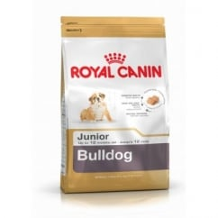 Royal Canin Bulldog Junior - Complete Puppy Food