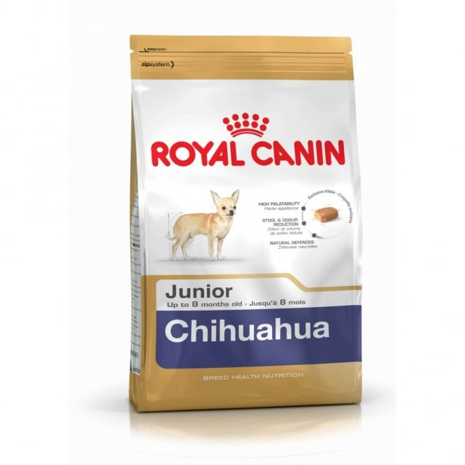 Royal Canin Chihuahua Junior 1.5Kg - Complete Puppy Food