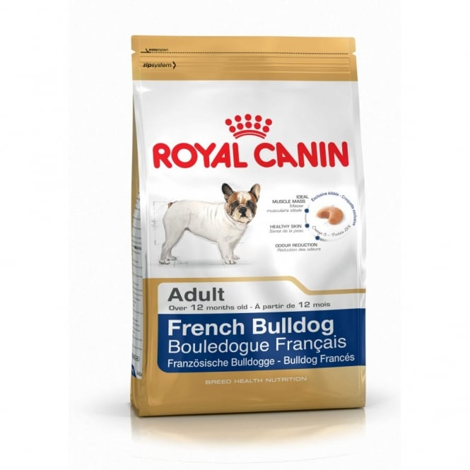 Royal Canin French Bulldog Adult 3Kg Complete Dog Food