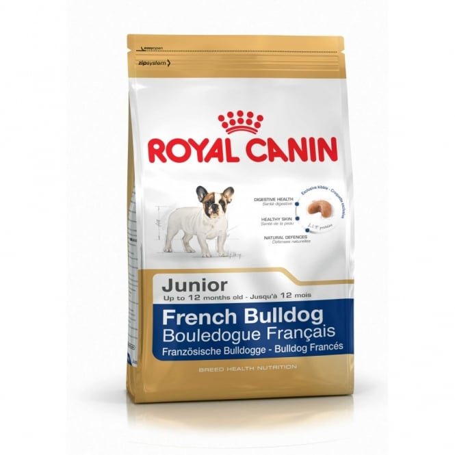 Royal Canin French Bulldog Junior 3Kg Complete Puppy Food