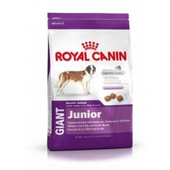 Royal Canin Giant Junior Complete Dog Food