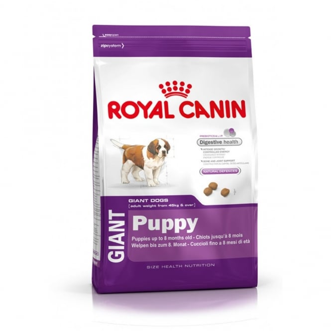 Royal Canin Giant Puppy Complete Dog Food