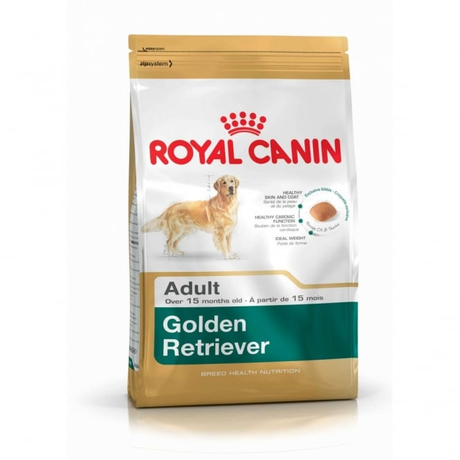 Royal Canin Golden Retriever - Complete Adult Dog Food