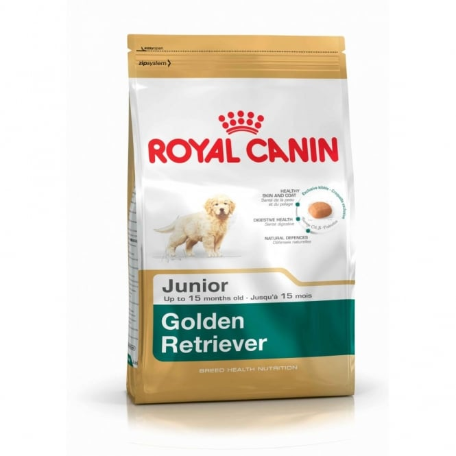 Royal Canin Golden Retriever Junior - Complete Puppy Food