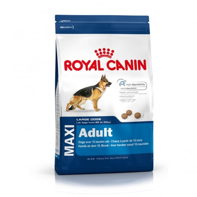 Royal Canin Maxi Adult Complete Dog Food