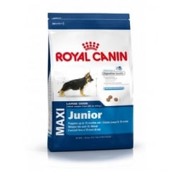 Royal Canin Maxi Junior Complete Dog Food