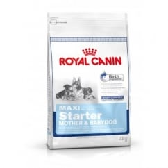 Royal Canin Maxi Starter Complete Dog Food