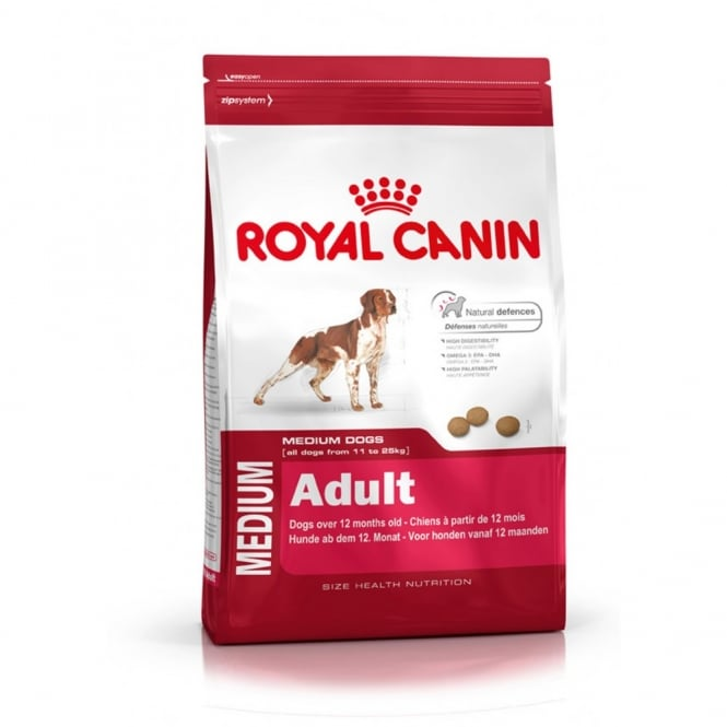 Royal Canin Medium Adult Complete Dog Food