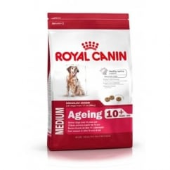 Royal Canin Medium Ageing 10+ Years - Complete Senior Dog Food