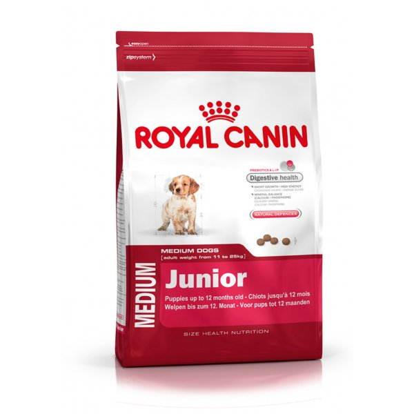 royal canin medium junior complete dog food. Black Bedroom Furniture Sets. Home Design Ideas