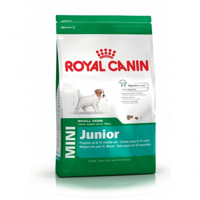 Royal Canin Mini Junior Complete Dog Food