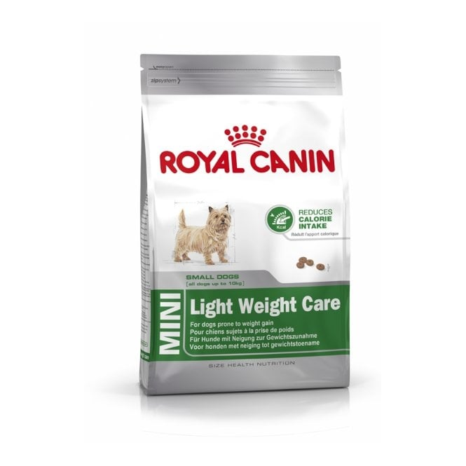 Royal Canin Mini Light Weight Care - Complete Adult Dog Food
