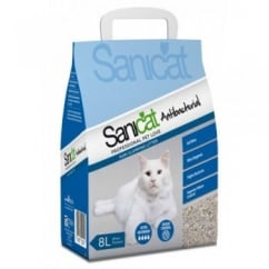 Antibacterial Cat Litter
