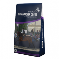 Show Improver Cubes 20Kg - Conditioning Horse Feed