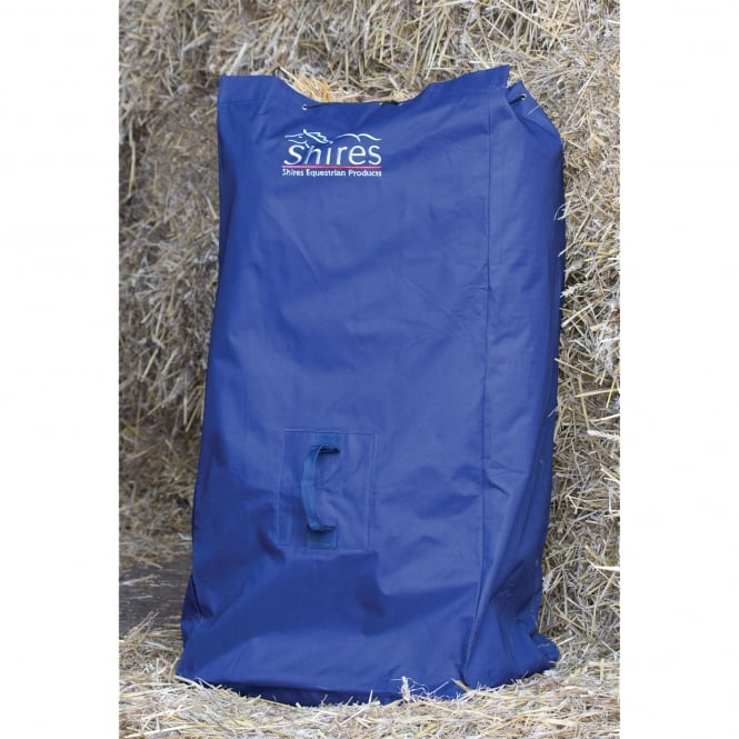 Shires Bale Tidy - Hay & Straw Transport Bag