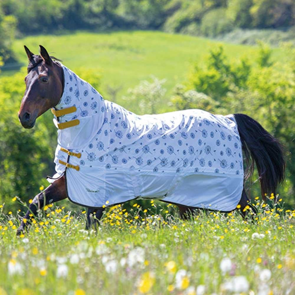 Shires Tempest Fly Combo Rug Dandelion