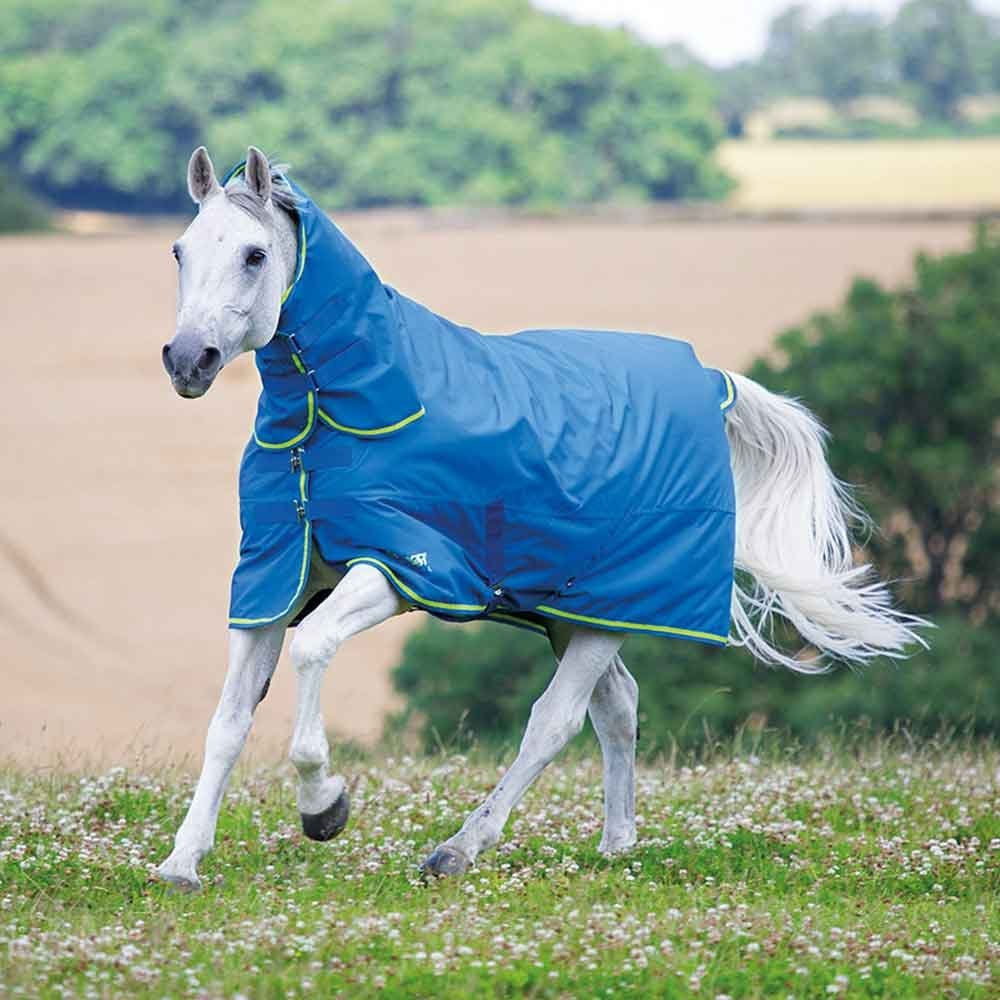 Tempest Original 100g Combo Turnout Rug Royal Lime