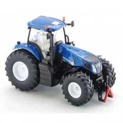 Siku 1:32 Scale New Holland T8.390 Tractor Die Cast Model