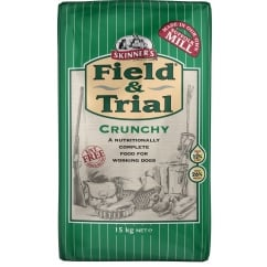 Field and Trial Crunchy 15Kg
