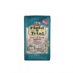 Field & Trial Duck & Rice Dog Food