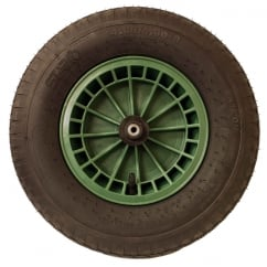 Spare Wheel For FORT Rancher TK100 Green Wheelbarrow