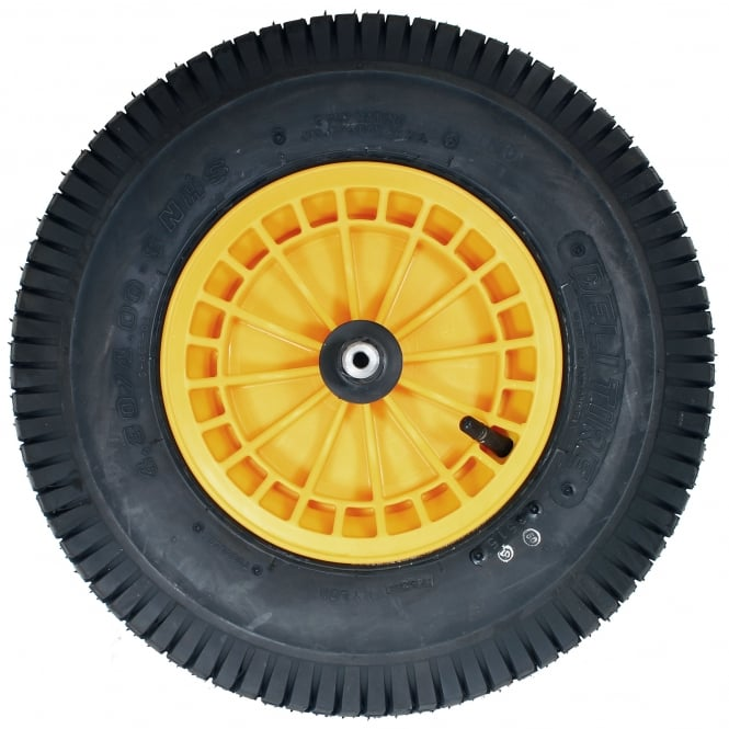 FORT Spare Wheel For FORT Site Shifter 500 Yellow Wheelbarrow