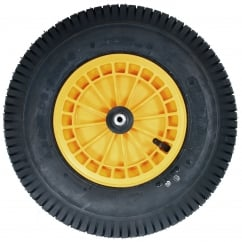 Spare Wheel For FORT Site Shifter 500 Yellow Wheelbarrow