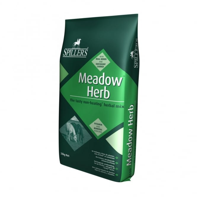 Spillers Meadow Herb Mix for Horse Feed 20Kg
