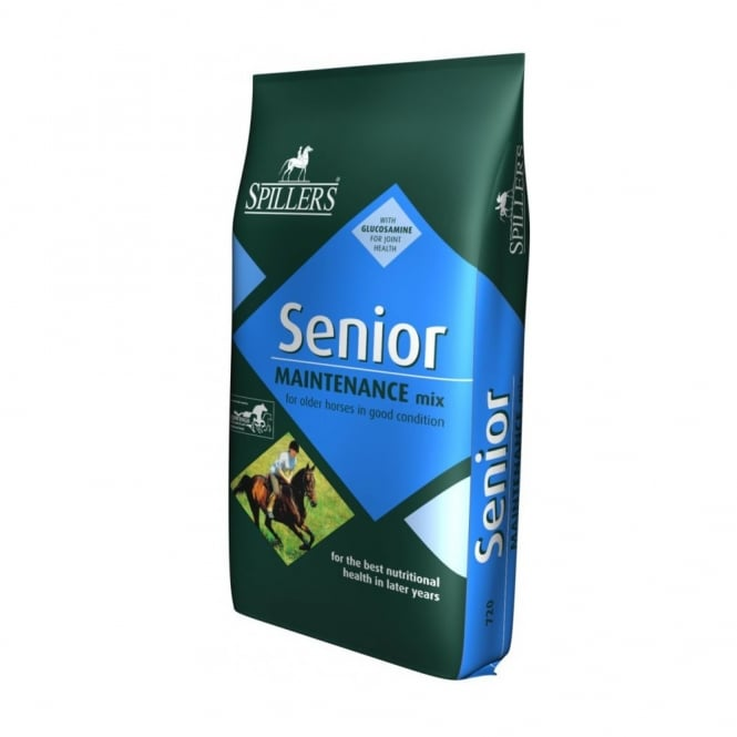Spillers Senior Maintenance Mix Horse Feed 20Kg