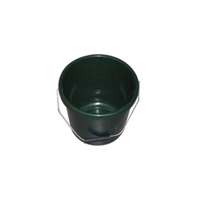 Stadium Calf Feeding Bucket 5Ltr Green