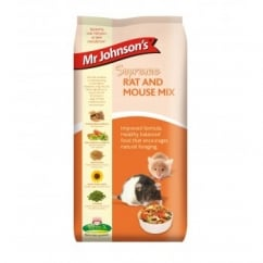 Supreme Rat and Mouse Food Mix 900g