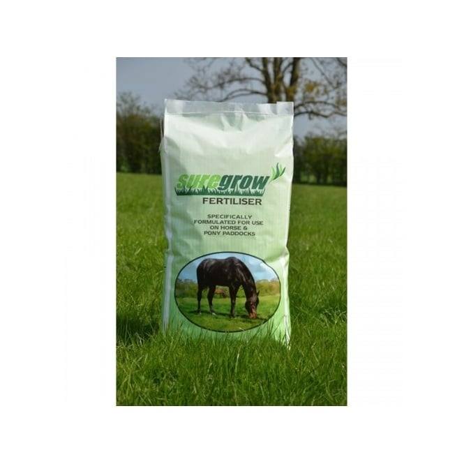 Suregrow Fertiliser 20Kg - Horse & Pony Paddock Grass Fertiliser