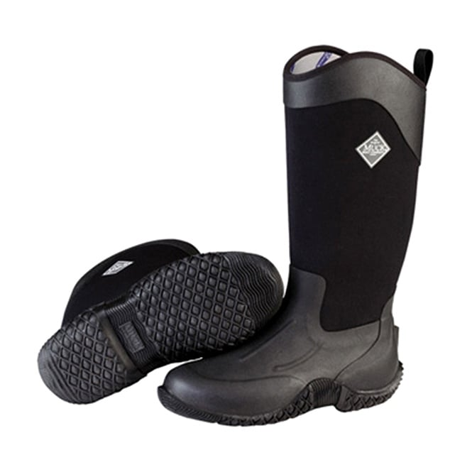 The Original Muck Boot Company Tack II High Tall Stable Boots - Black