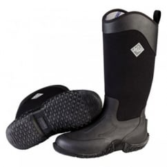 Tack II High Tall Stable Boots - Black
