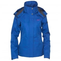 Allerton Ladies Waterproof Jacket Cobalt