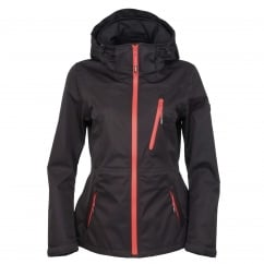 Ashford Ladies Waterproof Jacket Black