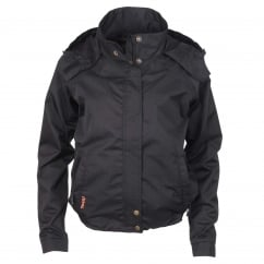 Attleboro Ladies Waterproof Jacket Black