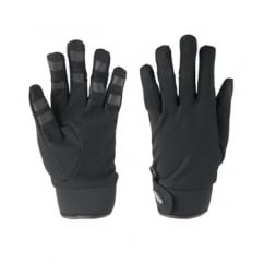 Barbury Cross Country Performance Gloves Black