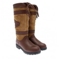 Berkeley Boots Cedar Brown