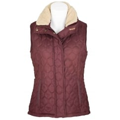 Caterina Ladies Country Gilet Sienna
